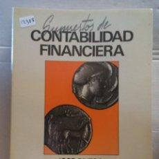 Libros de segunda mano: 12308 - SUPLEMENTOS DE CONTABILIDAD FINANCIERA - POR JOSE RIVERO - SEPTIEMBRE DE 1990 . Lote 195356572