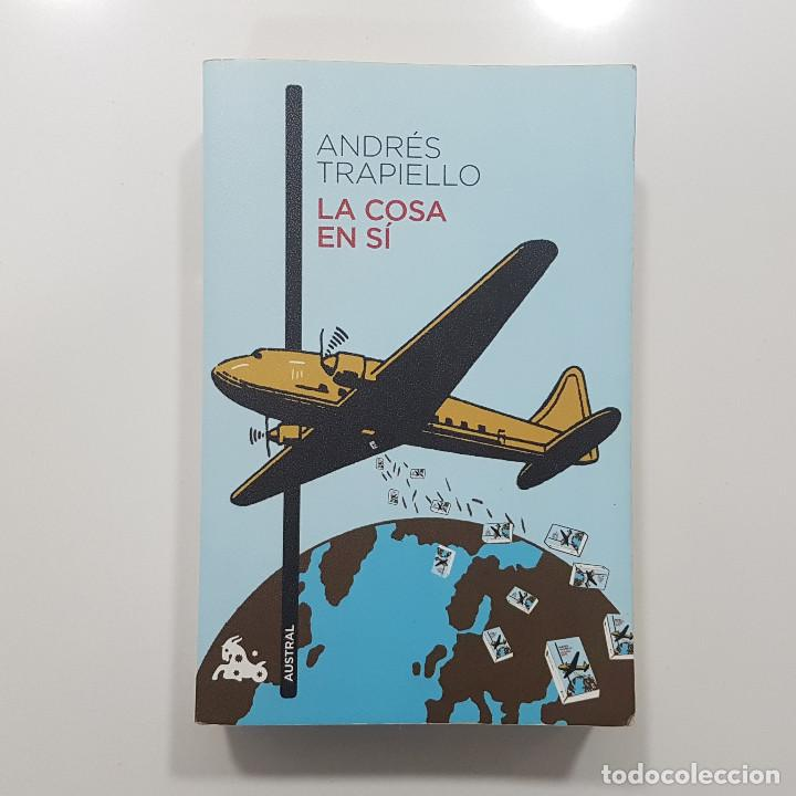 Libros de segunda mano: LA COSA EN SÍ. Andres Trapiello - Foto 2 - 195386118