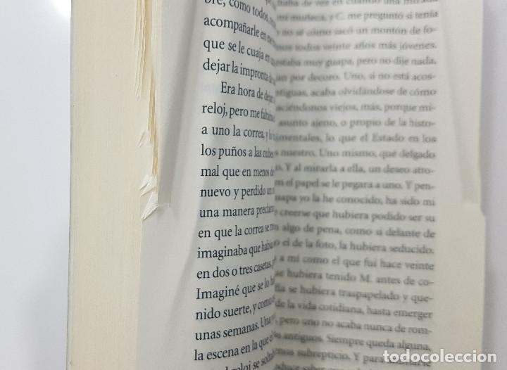 Libros de segunda mano: LA COSA EN SÍ. Andres Trapiello - Foto 4 - 195386118