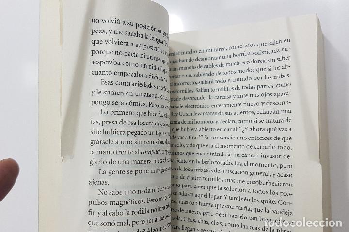 Libros de segunda mano: LA COSA EN SÍ. Andres Trapiello - Foto 5 - 195386118