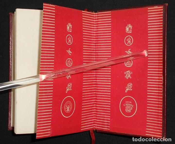 Libros de segunda mano: PCBROS - EL PUEBLO GRIS - SANTIAGO RUSIÑOL - ED. AGUILAR - COL CRISOL Nº 297 - 1ª ED. - 1950 - Foto 12 - 195390263