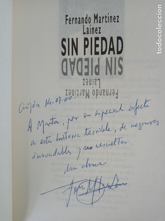 Libros de segunda mano: Sin piedad, El triple crimen de Alcásser. Ediciones B. - Foto 5 - 195393958