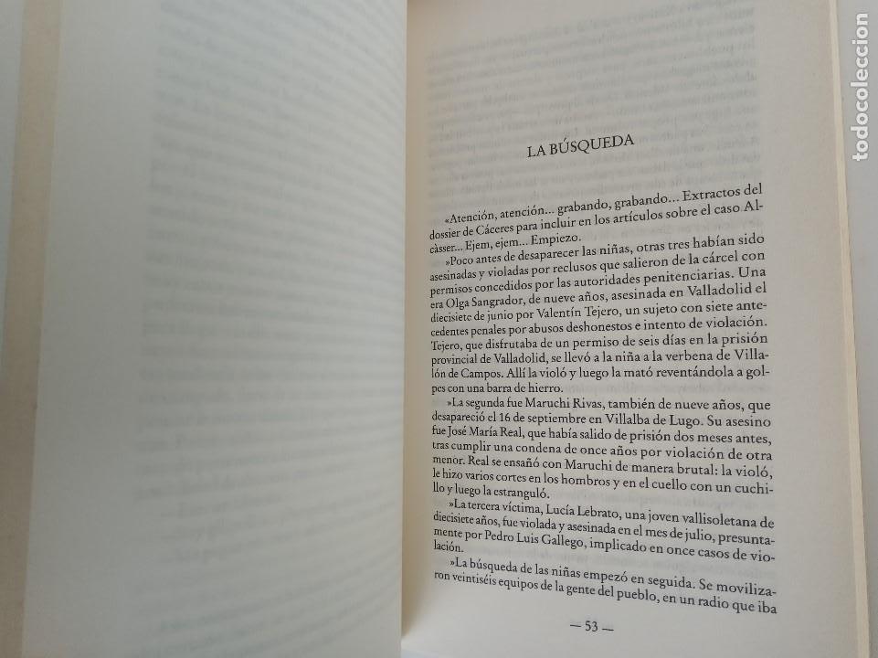 Libros de segunda mano: Sin piedad, El triple crimen de Alcásser. Ediciones B. - Foto 7 - 195393958