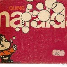 Libros de segunda mano: MAFALDA. Nº 10. QUINO. EDITORIAL LUMEN. (ST/MG/B3). Lote 195397562