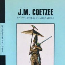 Libros de segunda mano: FOE. J.M.COETZEE. Lote 195398787