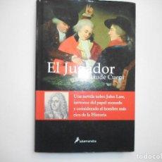 Libros de segunda mano: CLAUDE CUENI EL JUGADOR Y98973T. Lote 195405267