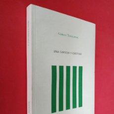 Libros de segunda mano: UNA CARICIA Y UN CASTIGO, GORAN TOCILOVAC, PARACAÍDAS EDITORES.. Lote 195405518
