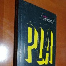 Libros de segunda mano: MADRID. EL ADVENIMIENTO DE LA REPUBLICA. PLA. RÚSTICA. BUEN ESTADO. . Lote 195439003