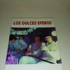 Libros de segunda mano: LOS DULCES EFEBOS, ROGER REGALES TAMBURINI. Lote 195439246