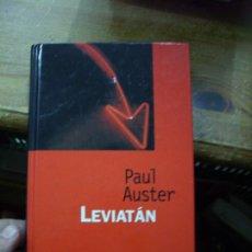 Libros de segunda mano: LEVIATÁN, PAUL AUSTER. L.6922-659. Lote 195472021