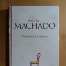 Libros de segunda mano: PROVERBIOS Y CANTARES - ANTONIO MACHADO - EL PAIS - 2003. Lote 195499503