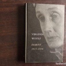 Libros de segunda mano: VIRGINIA WOOLF. DIARIOS 1925-1930. Lote 195525142