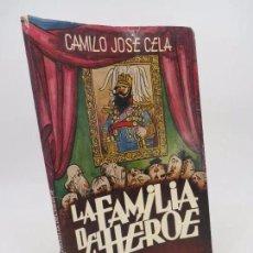 Libros de segunda mano: A LA PATA DE PALO II. LA FAMILIA DEL HÉROE (CAMILO JOSÉ CELA / LORENZO GOÑI) ALFAGUARA, 1965. Lote 195526968