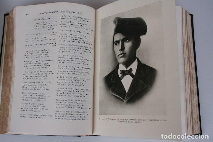 Libros de segunda mano: JACINTO VERDAGUER. OBRES COMPLETES, Biblioteca Selecta, EN CATALAN - Foto 4 - 195572788