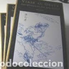 Libri di seconda mano: VIAJE AL OESTE – LAS AVENTURAS DEL REY MONO – ANONIMO CHINO - 3 TOMOS – COMPLETA. Lote 195583063