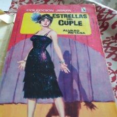 Libros de segunda mano: ESTRELLAS DEL CUPLE.IMPRESIONATES LAMINAS,VER FOTOS.. Lote 195697280