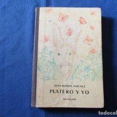 Libros de segunda mano: (P.A.L.) JUAN RAMÓN JIMÉNEZ - PLATERO Y YO / EDICIÓN ILUSTRADA 1970 / REQUIERE RESTAURACIÓN /. Lote 195730738