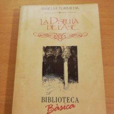Libros de segunda mano: LA DISPUTA DE L'ASE (ANSELM TURMEDA). Lote 196128061