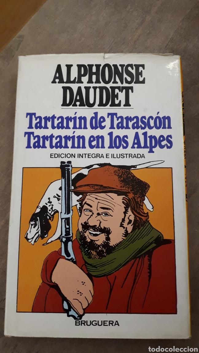 TARTARIN DE TARASCON Y TARTARIN EN LOS ALPES (Libros de Segunda Mano (posteriores a 1936) - Literatura - Narrativa - Otros)