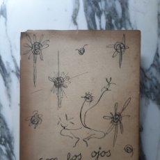 Libros de segunda mano: CON LOS OJOS CERRADOS - CUENTOS - JULIO ESCAURIAZA AREILZA - 1960. Lote 196447322