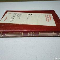 Libros de segunda mano: CANCIÓN DE NAVIDAD. EL GRILLO DEL HOGAR. DICKENS. AGUILAR CRISOL LITERARIO. PRECINTO Y MARCAPÁGINAS. Lote 196641340