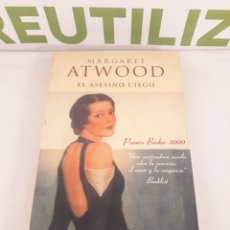 Livros em segunda mão: EL ASESINO CIEGO MARGARET ATWOOD.. Lote 196774650