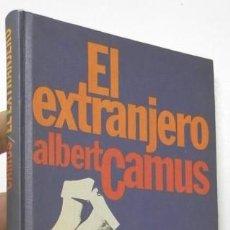 Libros de segunda mano: EL EXTRANJERO - ALBERT CAMUS. Lote 196976396