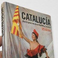 Libros de segunda mano: CATALUCÍA - ÀNGEL FONT. Lote 196978663