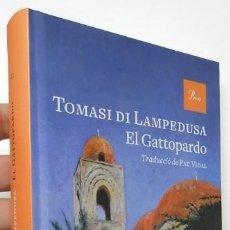Libros de segunda mano: EL GATTOPARDO - TOMASI DI LAMPEDUSA (EN CATALÀ). Lote 196991617