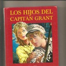 Libros de segunda mano: 1353. JULIO VERNE. LOS HIJOS DEL CAPITAN GRANT. Lote 197045166