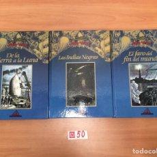 Libros de segunda mano: JULIO VERNE. Lote 197124260