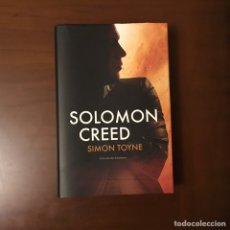 Libros de segunda mano: SOLOMON CREED, SIMON TOYNE. Lote 197135988