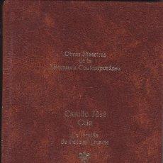 Libros de segunda mano: LA FAMILIA DE PASCUAL DUARTE. Lote 197210991