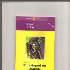 Libros de segunda mano: 1411. BRAM STOKER. EL HUESPED DE DRACULA. Lote 197482960