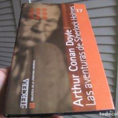 Libros de segunda mano: ARTHUR CONAN DOYLE-LAS AVENTURAS DE SHERLOCK HOLMES. Lote 197638242