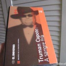 Libros de segunda mano: TRUMAN CAPOTE-A SANGRE FRIA. Lote 197638775