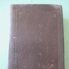 Libros de segunda mano: LUIS DE GONGORA. OBRAS COMPLETAS. AGUILAR. 1972. SEXTA EDICIÓN. Lote 197730847