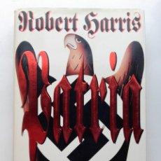 Livres d'occasion: PATRIA. ROBERT HARRIS. EDICIONES B - 1993. Lote 197836768