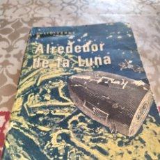 Libros de segunda mano: ALREDEDOR DE LA LUNA. Lote 197845926