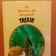 Libri di seconda mano: EL MISTERIO DEL SASQUATCH. TRIXIE BELDEN. KATHRYN KENNY. EDITORIAL SUSAETA. NUEVO. Lote 198080605