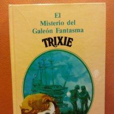 Libri di seconda mano: EL MISTERIO DEL GALEÓN FANTASMA. TRIXIE BELDEN. KATHRYN KENNY. EDITORIAL SUSAETA. NUEVO. Lote 198080850