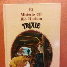 Libri di seconda mano: EL MISTERIO DEL RÍO HUDSON. TRIXIE BELDEN. KATHRYN KENNY. EDITORIAL SUSAETA. NUEVO. Lote 198080975