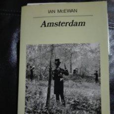 Libros de segunda mano: IAN MC EWAN. AMSTERDAM. ANAGRAMA. 1999. Lote 198762530