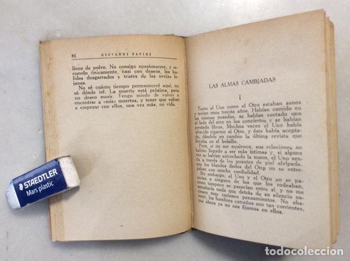 Libros de segunda mano: Palabras y sangre - Foto 2 - 198766648