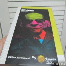 Libros de segunda mano: AKHENATON - NAGUIB MAHFUZ. Lote 198963302