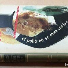 Libros de segunda mano: EL POLLO NO SE COME CON LA MANO - PITIGRILLI - URBANIDAD MODERNAESQ-203. Lote 199406326