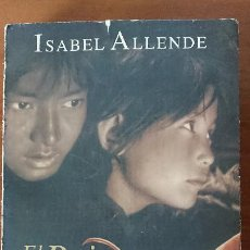Libros de segunda mano: EL REINO DEL DRAGÓN DE ORO – ISABEL ALLENDE. Lote 199492647