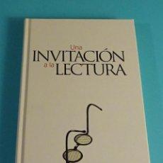 Libros de segunda mano: UNA INVITACIÓN A LA LECTURA. VARIOS AUTORES. CLÁSICOS DEL SIGLO XX. EL PAÍS. Lote 199672683
