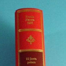 Libros de segunda mano: EL JINETE POLACO. ANTONIO MUÑOZ MOLINA. PREMIO PLANETA 1991. Lote 199679086