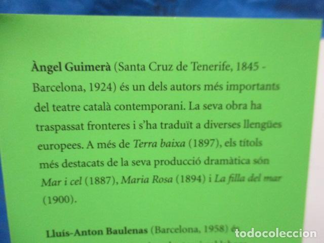 Libros de segunda mano: TERRA BAIXA - ANGEL GUIMERA - Foto 5 - 213445578